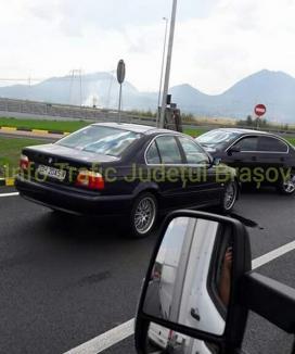 UPDATE: Şeful Poliţiei Bihor, chestorul Liviu Popa, implicat într-un accident de circulaţie