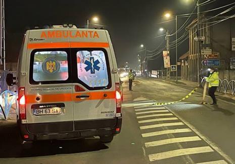 Un mort şi 10 răniţi, în accidente rutiere produse în weekend pe şoselele din Bihor: Şoferul unui BMW a fost zdrobit între fiarele maşinii în Holod