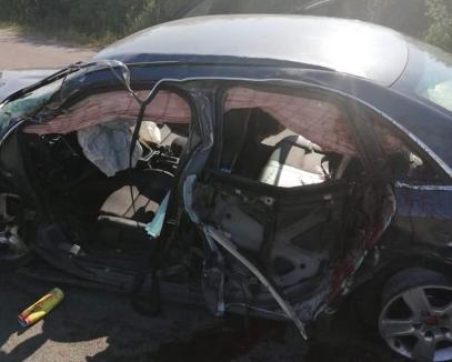 Copilul ucis în accidentul din Arad este din Bihor. Cum s-a produs tragedia