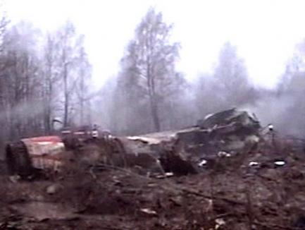 Preşedintele Poloniei a murit după ce avionul în care se afla s-a prăbuşit în Rusia (VIDEO)