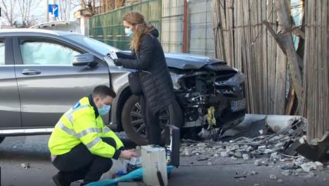 Două fetițe, omorâte într-un groaznic accident în Capitală