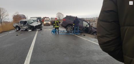 """Decanul Facultății de Medicină din Oradea, Adrian Maghiar, implicat într-un accident mortal în judeţul Cluj: """"Mă bucur că trăiesc"""" (FOTO)"""