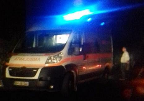 Accident pe DN 76, în Drăgăneşti: Un localnic care circula pe marginea drumului a fost lovit mortal de o mașină