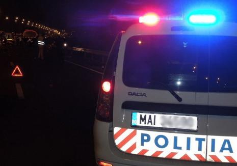 Tragedie în Bihor. Un elev de la 'Eminescu' a murit, după ce amicul său, şofer începător, a urcat băut la volan şi nu a adaptat viteza la drum