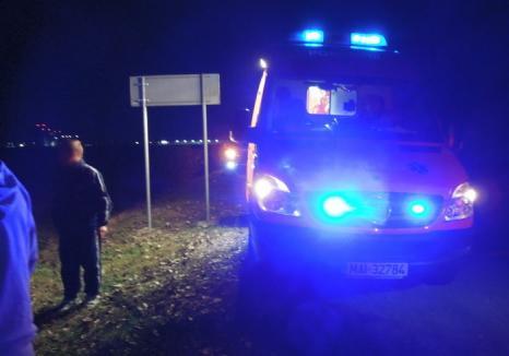 Accident pe DN 1: Şapte polonezi, între care 4 copii, au ajuns la spital