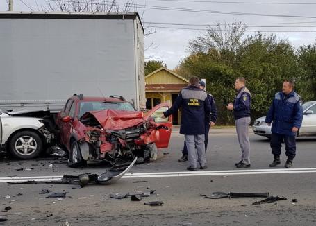 Ceasul rău: Femeia care a căzut victimă accidentului de pe Şoseaua Borşului a murit