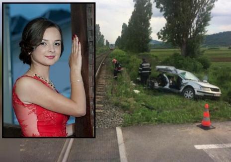 O studentă a Universităţii din Oradea a murit într-un accident îngrozitor, alături de 3 prietene (FOTO / VIDEO)