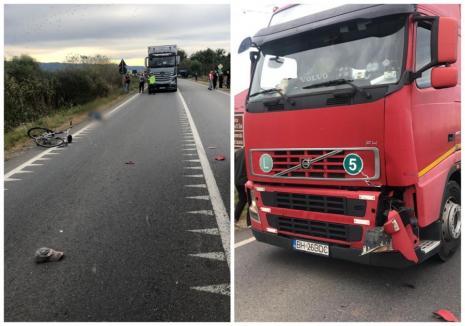 Şofer de TIR din Bihor, implicat într-un accident mortal în Satu Mare