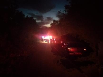 Ultima seară: Un motociclist de 39 de ani a murit, duminică, în Bihor, după ce a izbit un Volkswagen (FOTO)