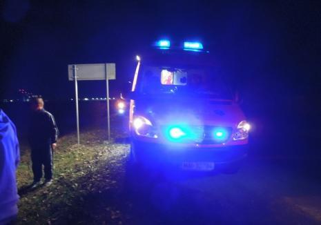 Accident cu doi morţi în Bihor: Doi pietoni loviţi de un TIR în Telechiu. Șoferul vinovat, un tânăr de 24 de ani, a fugit!