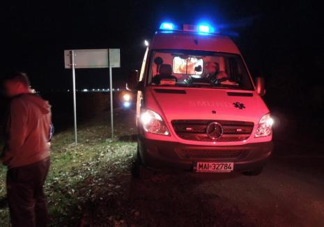 Accident mortal de bicicletă în Bihor: S-a dezechilibrat, iar căzătura i-a fost fatală!