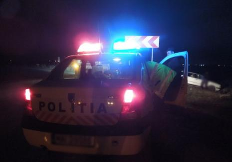 Accident pe DN1, lângă Oşorhei: doi adulţi şi doi copii au ajuns la spital