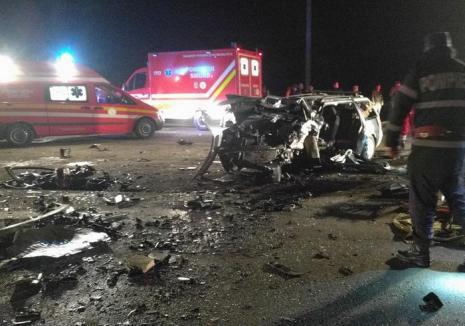 Tânărul care a provocat accidentul mortal de pe DN 1 a fost reţinut!