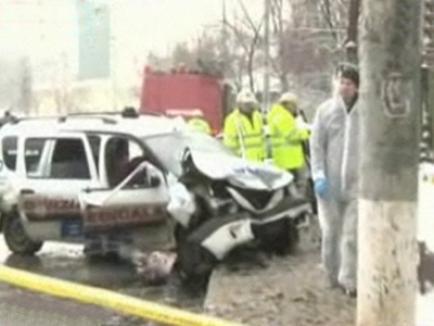 Ambulanţa morţii: patru persoane au decedat în Salvare, după un accident rutier