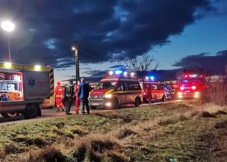 Copil de 7 ani, lovit de un moped neînmatriculat condus de un tânăr de 17 ani fără permis