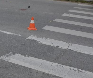 Atenţie la pietoni: Două bihorence au ajuns la spital, după ce au fost lovite de maşini în timp ce traversau strada regulamentar