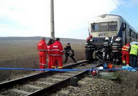 Trenuri blocate spre mare: O femeie şi 3 copii au fost găsiți morţi pe linia ferată!