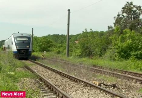 Împinse spre moarte chiar de mama lor! Primele concluzii ale accidentului de tren duc la ipoteza că femeia, care era și însărcinată, s-a aruncat cu tot cu cele 3 fetiţe (VIDEO)