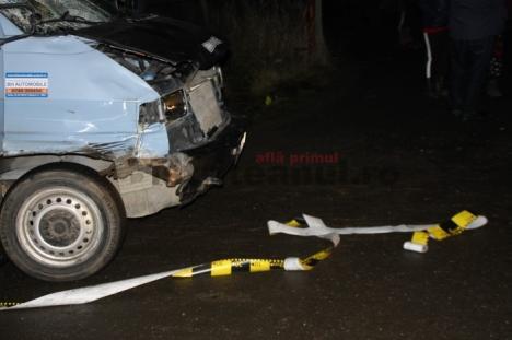 Una dintre fetele lovite de adolescentul teribilist a murit. Şoferul, în continuare în comă alcoolică (VIDEO)