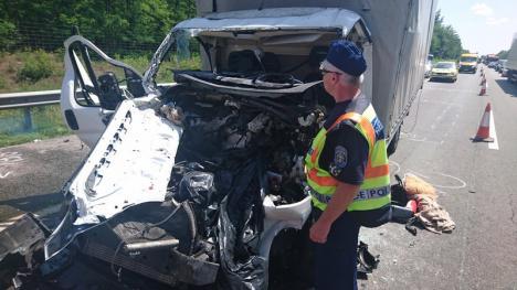 IMAGINI cutremurătoare! Încă un român mort într-un accident devastator în Ungaria (FOTO / VIDEO)