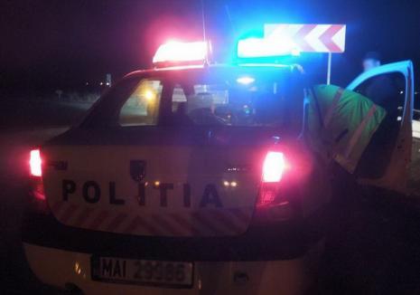 Accident mortal în Tileagd. O femeie care circula pe marginea drumului, acroşată de un şofer de 18 ani