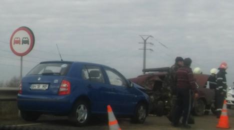 Neatenția la volan a făcut victime în weekend: Un copil de 1 an a murit și patru adulți au ajuns la spital