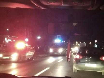 Accident în Oradea: O femeie a fost izbită de microbuz pe Calea Clujului. A ajuns la spital în stare gravă