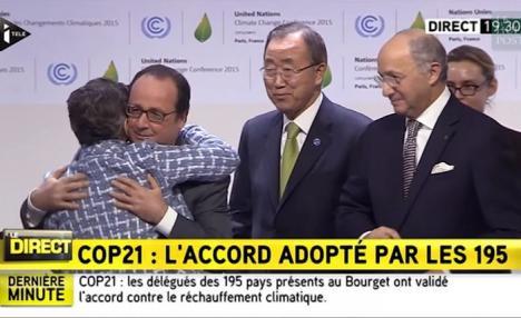 Decizie istorică: Ce prevede acordul universal împotriva încălzirii globale (VIDEO)