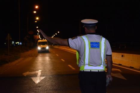 """Atenție, șoferi! Poliția rutieră a ieșit la """"vânătoare"""" în Bihor cu noul aparat DrugTest (FOTO / VIDEO)"""