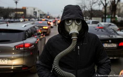 Raport al Agenţiei Europene de Mediu: România, țara din UE cu cele mai multe decese provocate de poluare