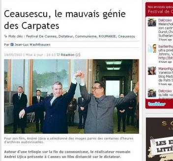 Le Figaro: Ceauşescu, geniul malefic al Carpaţilor (VIDEO)