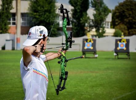 Două locuri 4 pentru sportivele de la Redpoint Oradea, la Cupa Europeană de Tir cu arcul (FOTO)