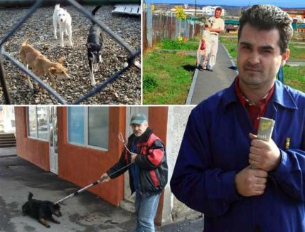 Măcelarul de câini: Veterinarul Adăpostului Grivei a otrăvit câinii cu substanţe interzise şi i-a înfometat ca să se mănânce între ei