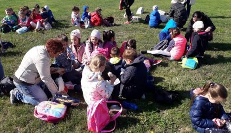 Școala Altfel, la Zoo Oradea și Adăpostul Grivei (FOTO)