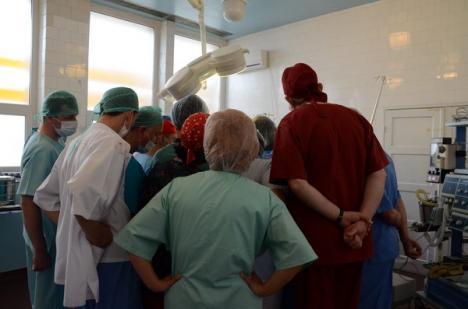 La Oradea se pun bazele unei noi specializări medicale: uro-ginecologia (FOTO)