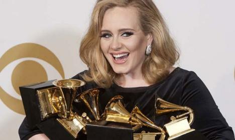 Cântăreaţa Adele, acuzată de plagiat. Voi ce ziceţi? (VIDEO)