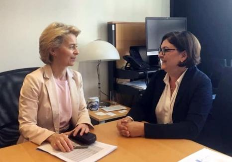 Una dintre propunerile PNL a trecut: Adina Vălean a fost acceptată pentru funcţia de comisar european