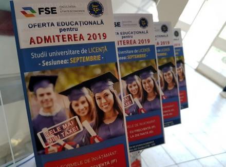 Tinerii care provin din centrele de plasament vor primi locuri bugetate la Universitatea din Oradea