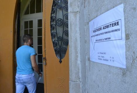 Olimpicii au locuri asigurate la Universitatea din Oradea