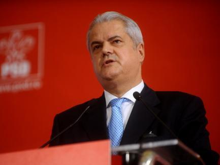 Năstase nu mai vrea să fie şeful PSD