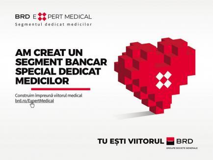 Medicii, tratați rapid și eficient la BRD Oradea Plaza