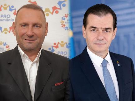 Marea finală din Bihor: Viorel Cataramă - susţinut de Victor Ponta, contra Ludovic Orban - sprijinit de Ilie Bolojan