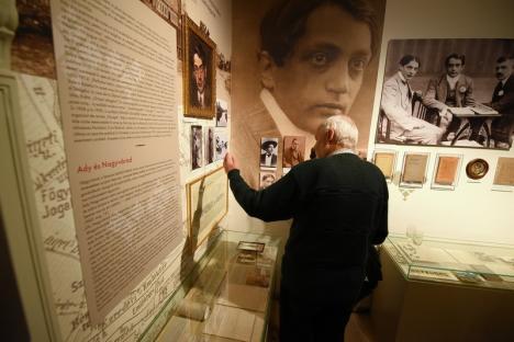 Colecţia Muzeului 'Ady Endre' din Oradea, nominalizată la concursul 'Expoziţia anului 2020' de la Budapesta