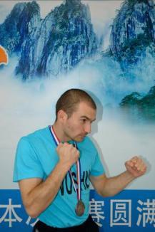 """Un jandarm orădean, medaliat cu bronz la Campionatul Mondial de """"arta războiului"""""""