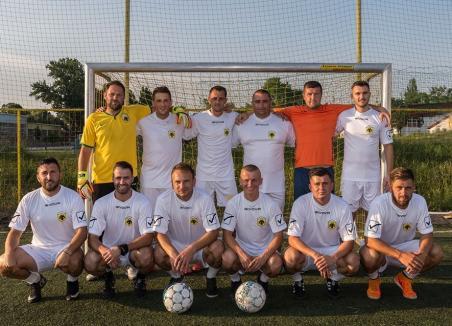 Începe Campionatul Regional de minifotbal, la Baza Tineretului din Oradea