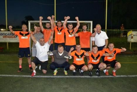 Minifotbal: Turneul final al Campionatului Naţional al Firmelor, la Oradea