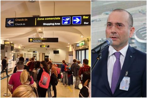 Schimbări la Aeroportul Oradea: Un nou Consiliu de Administraţie, condus de fostul director al Aeroportului Otopeni, reduceri de cheltuieli şi de personal (VIDEO)