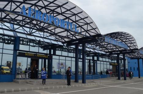 Focuri de armă la Aeroportul Oradea: Un angajat de la SPP a tras în… calorifer