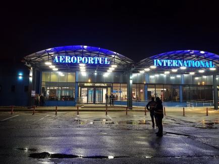 În loc de zboruri, gafe! Directorul interimar al Aeroportului Oradea a fost schimbat pe ascuns cu alt interimar