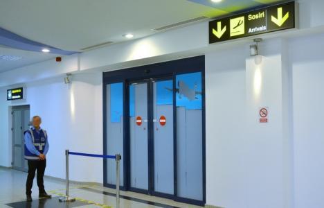 Aeroportul, trist destin